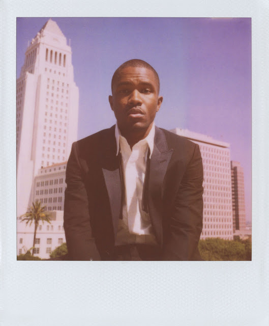 Frank Ocean for Band of Outsiders Spring/Summer 2013