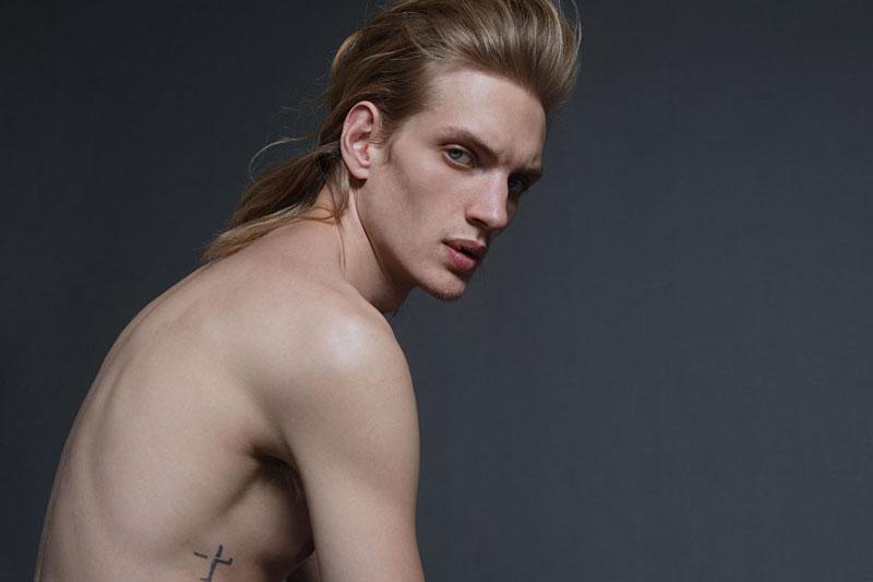 Paul Boche by Christos Karantzolas in Christofors Kotentos for Fashionisto Exclusive
