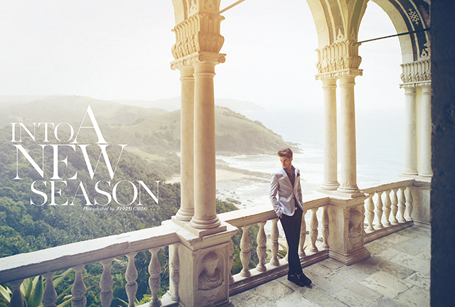 Casey Taylor for Victor Cool Spring/Summer 2013 Campaign