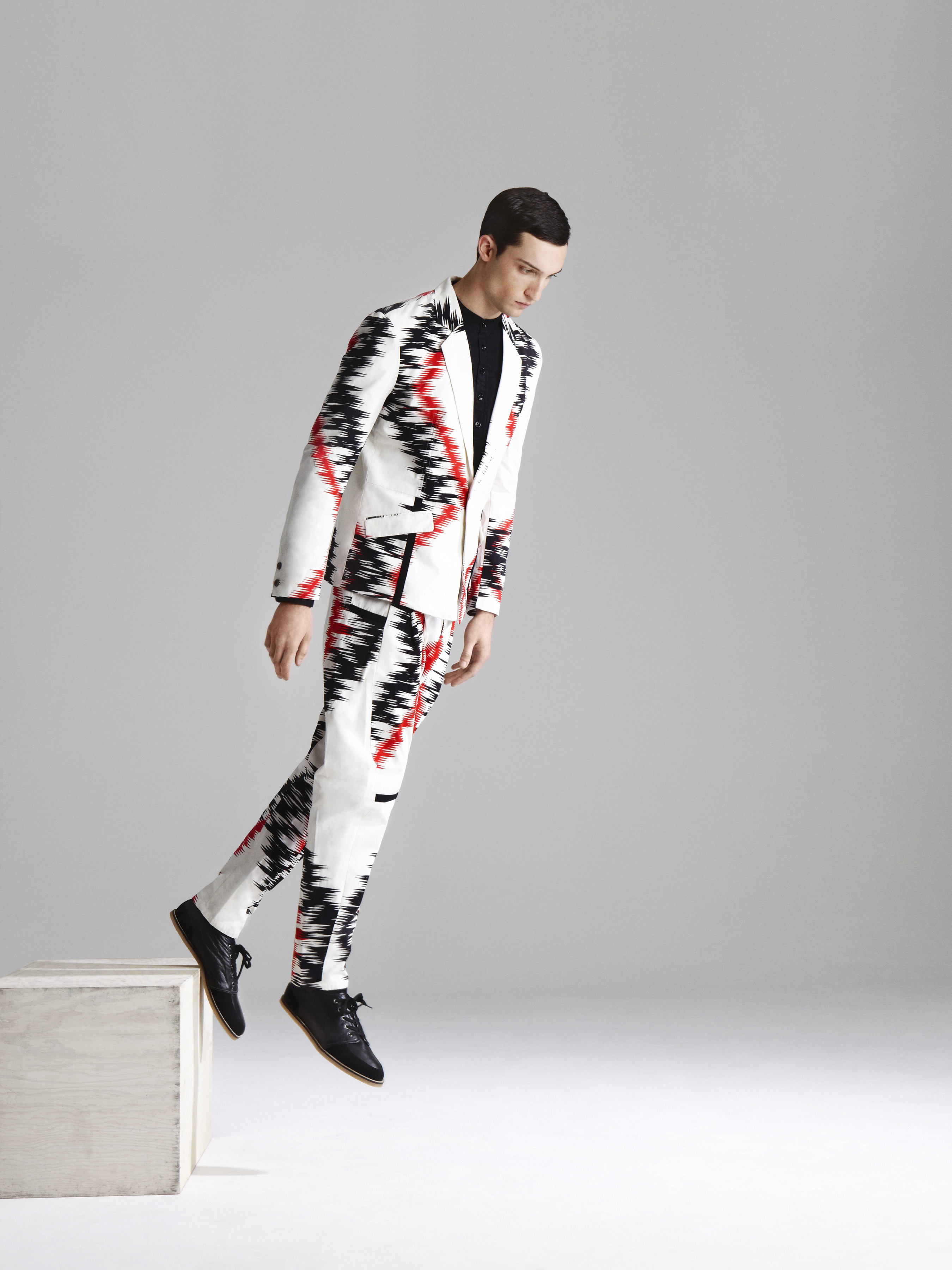 The Lab Features Henrik Vibskov's Spring/Summer 2013 Collection