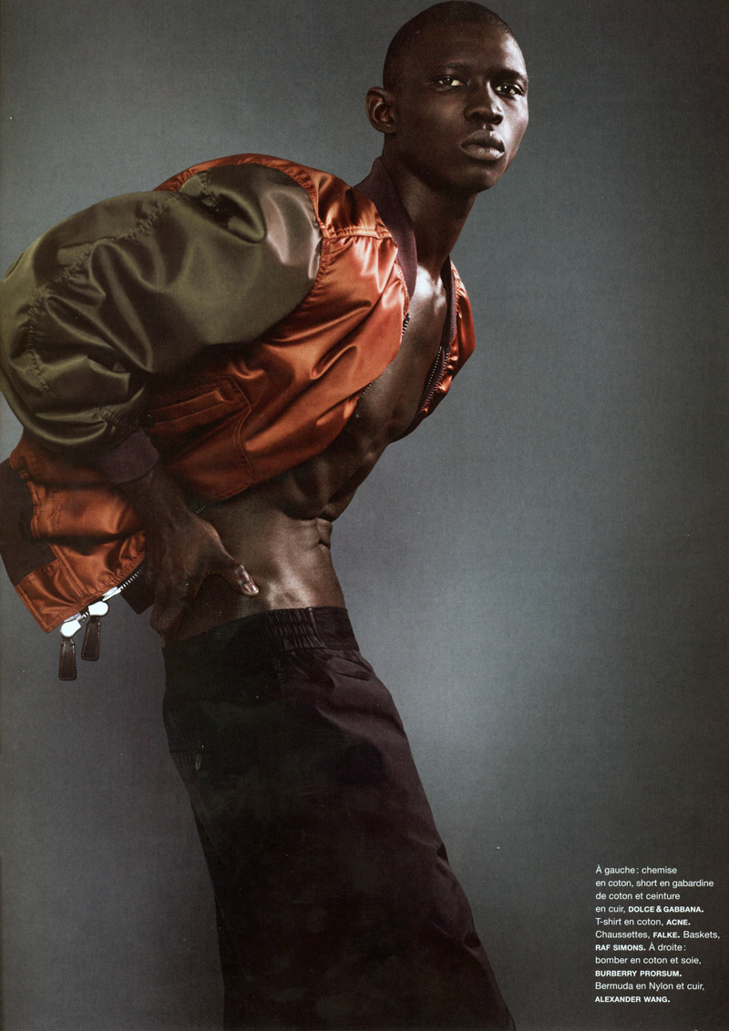Fernando Cabral Covers Numéro Homme #25 | The Fashionisto