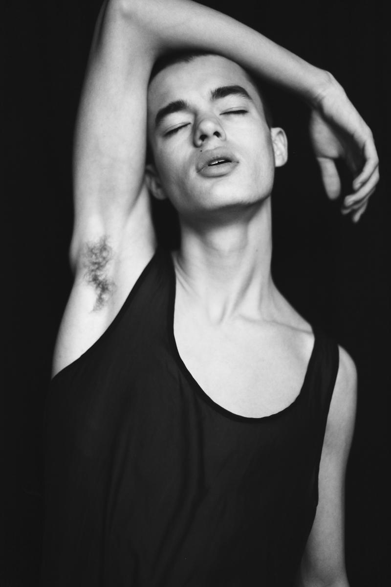 New Face Alejandro by Nikolai De Vera