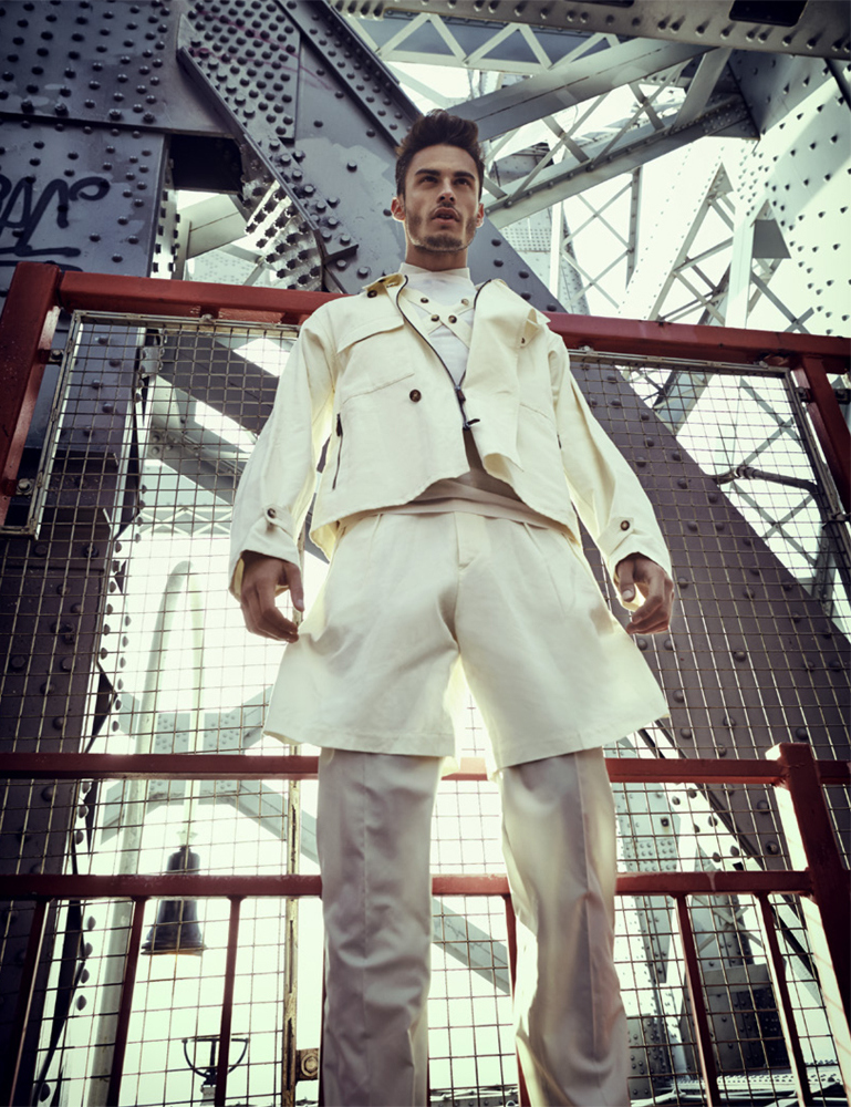 Baptiste Giabiconi Takes the City for Schön! #20