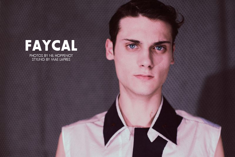 Faycal Amor by Nil Hoppenot for Fashionisto Exclusive
