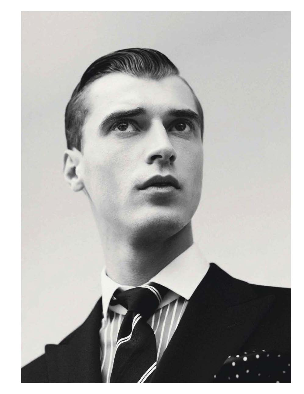 Clément Chabernaud Dons Refined Styles for GQ Style Germany