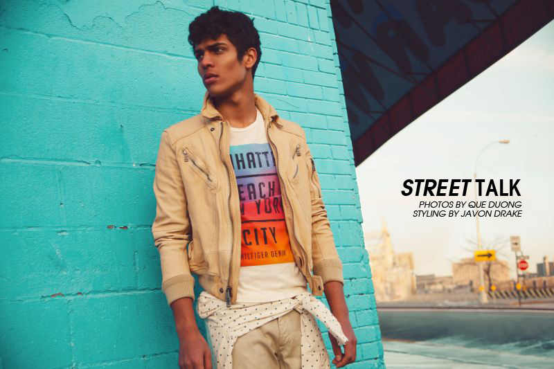 Geron McKinley by Que Duong for Fashionisto Exclusive