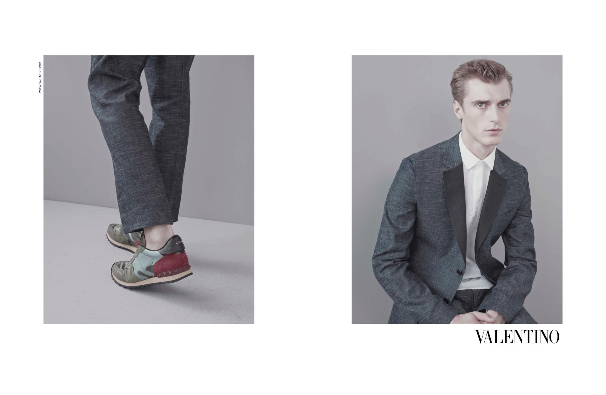 Valentino Taps Clément Chabernaud for its Spring/Summer 2013 Campaign