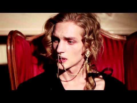 Paul Boche, Mikkel Jensen & Morris Pendlebury are Melancholic Vampires for L'Officiel Hommes Thailand
