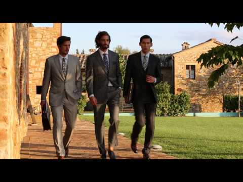 Sam Webb, Maximiliano Patane, Jae Yoo & Eros Galbiati Star in Brioni's Spring/Summer 2013 Video Catalogue