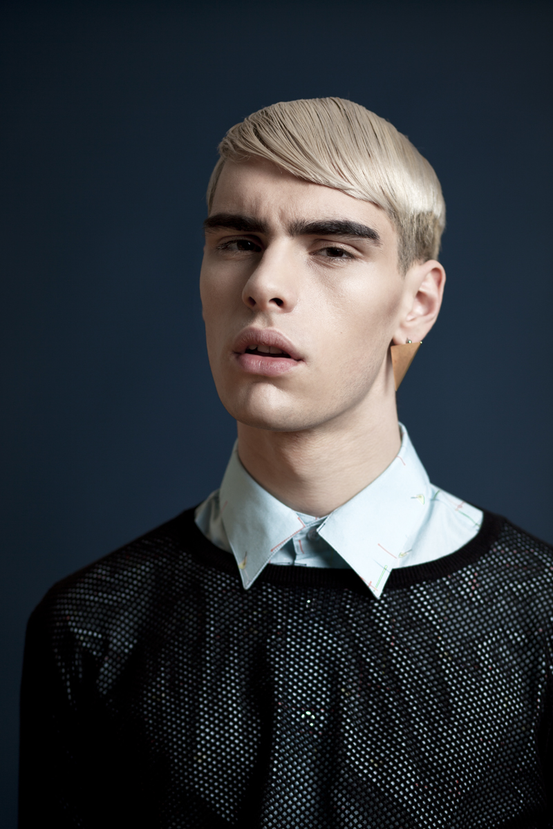 Jonathan Bauer-Hayden by Delphine Saliou for Fashionisto Exclusive