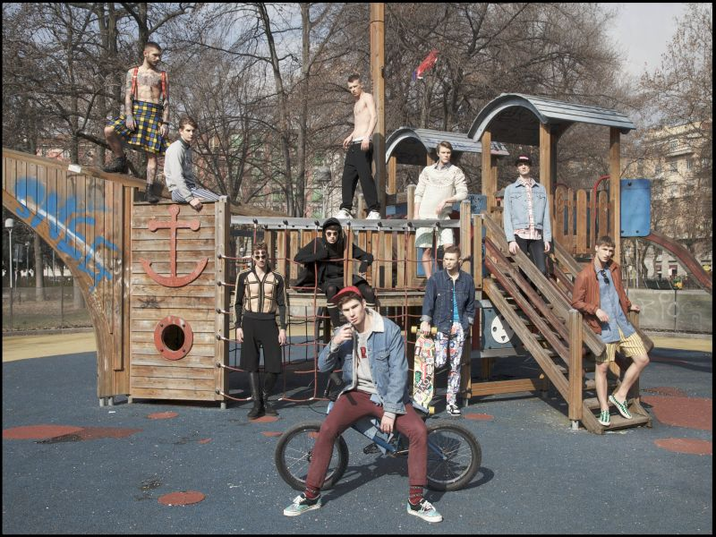 The Boys of Independent Men by Giulia Taboni for Fashionisto Exclusive