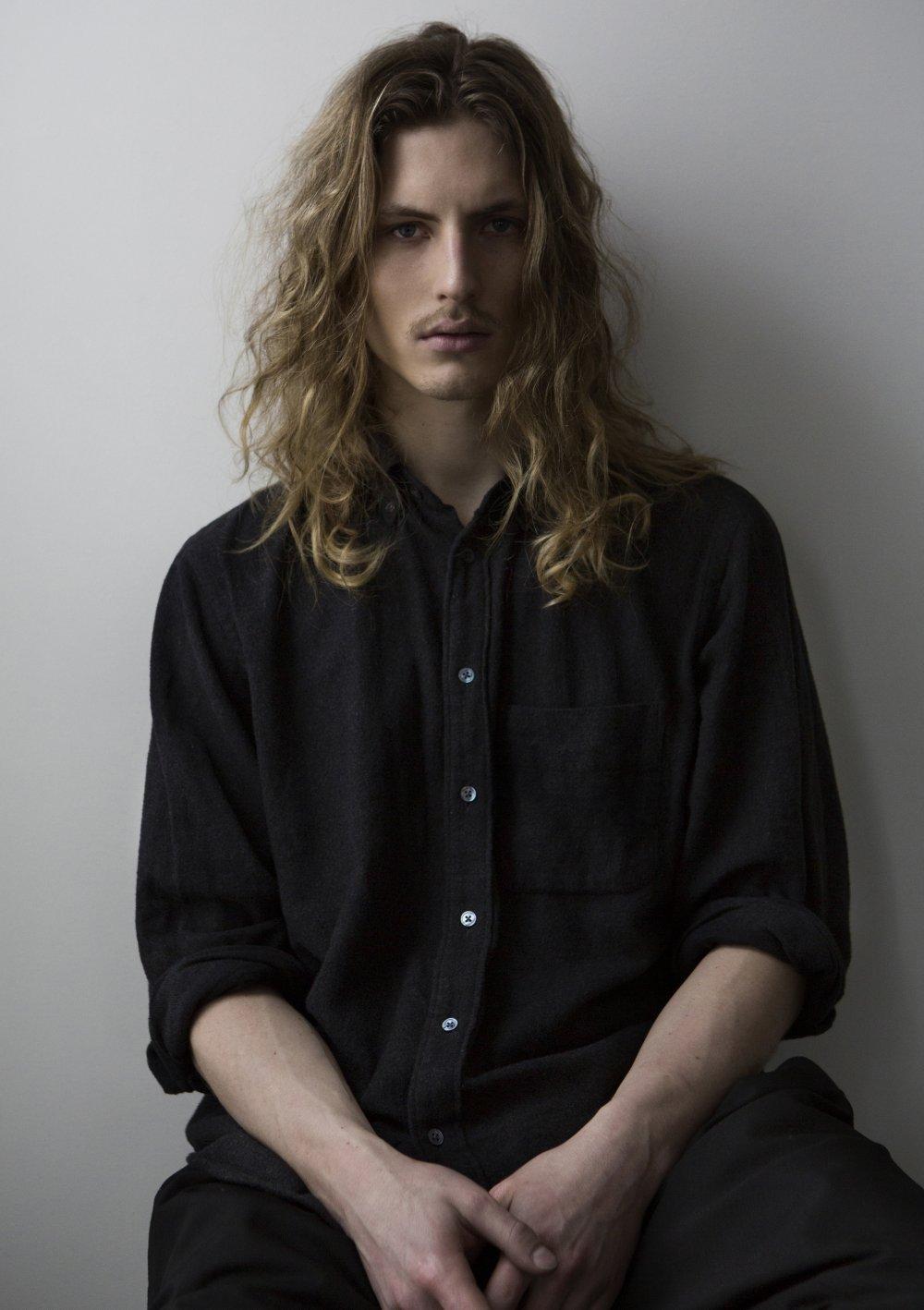 Jakob Axelman Shoots Viggo Jonasson & Simonas Pham Portraits