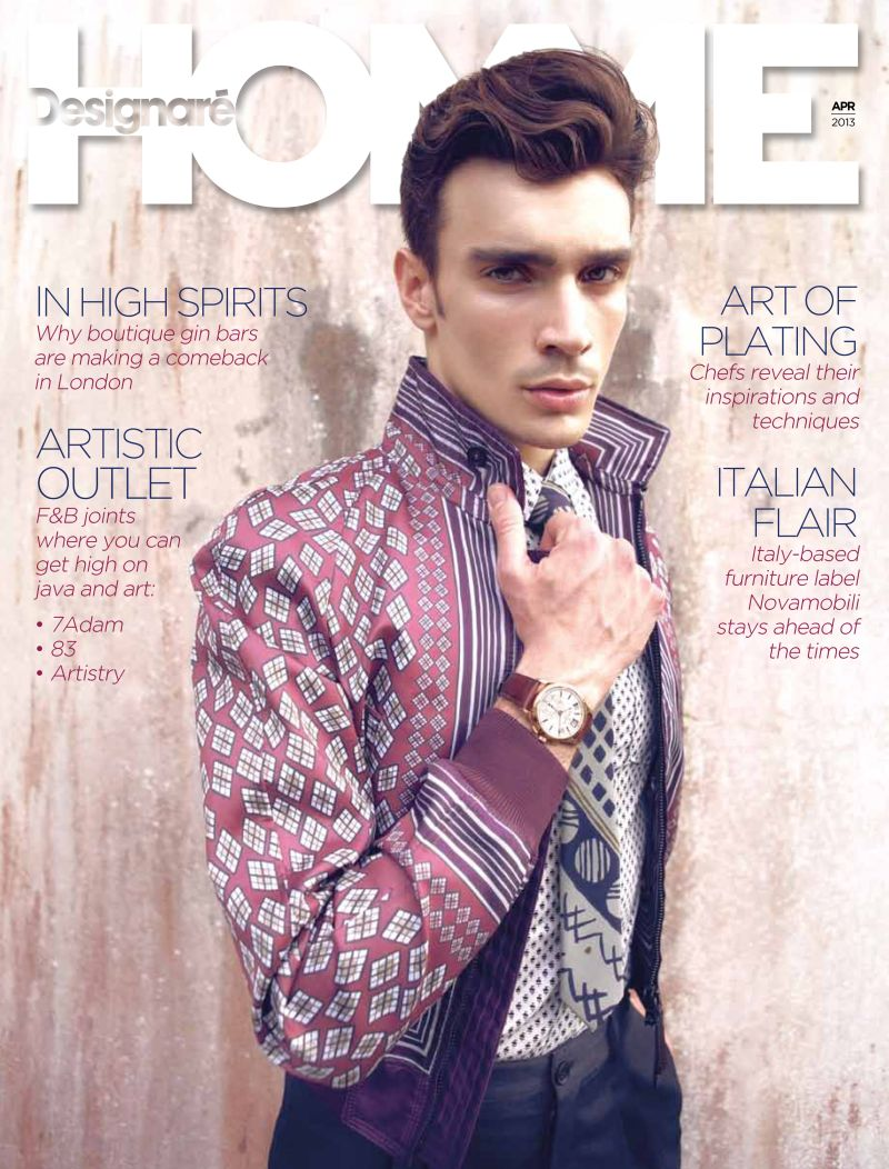 Homme Apr Cover