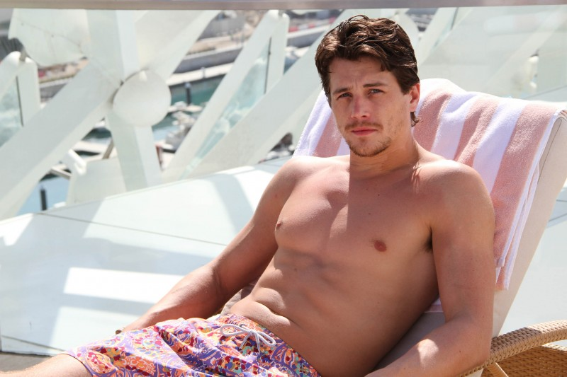 Ben Robson Travels to Abu Dhabi for Love Brand & Co.'s ...