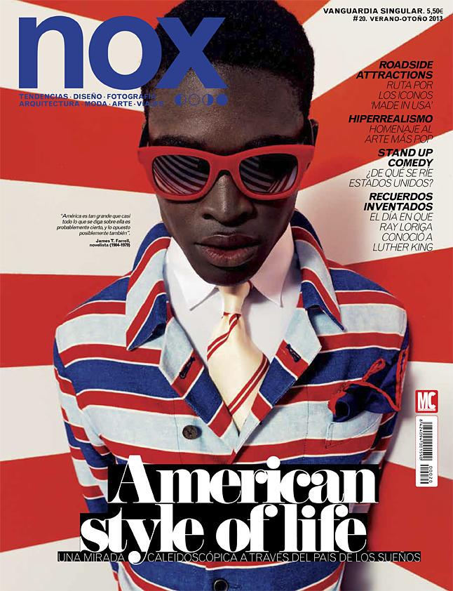 Sergi Jasanada Snaps Francis Villalva for Nox Cover Story