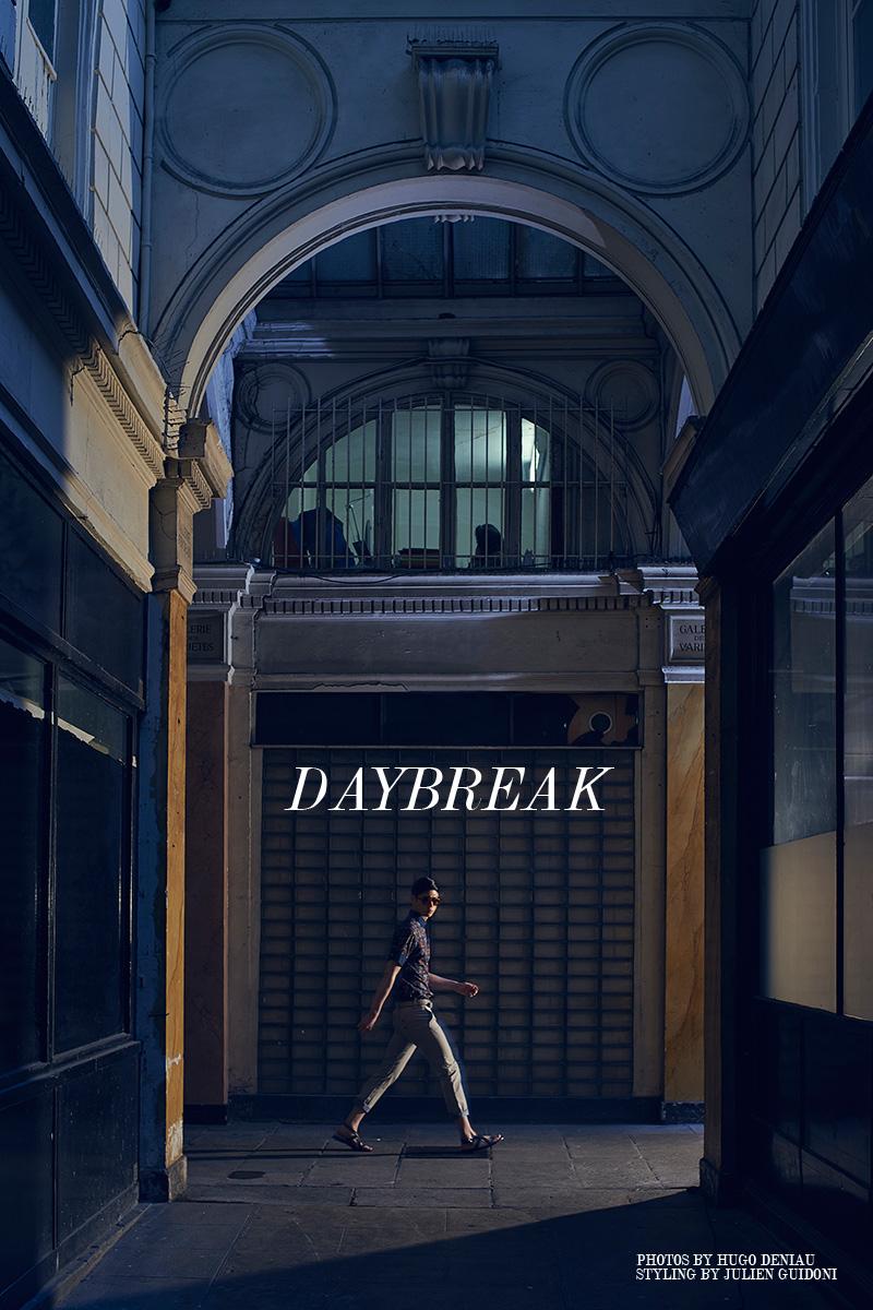 Taiki Takahashi by Hugo Deniau for Fashionisto Exclusive