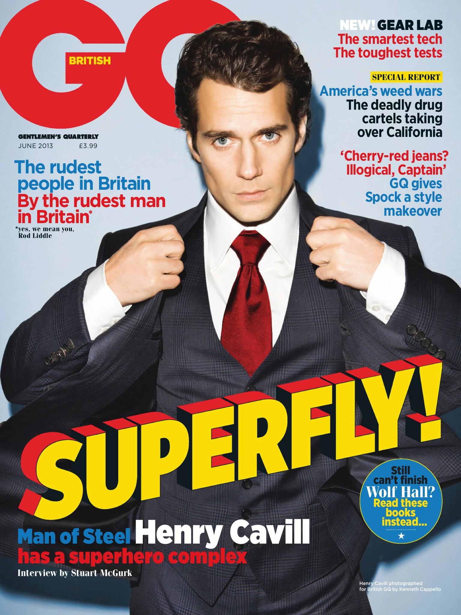 Javier Bardem Covers British GQ, Talks Johnny Depp