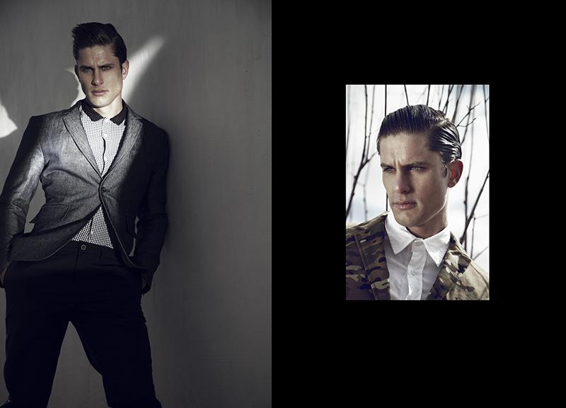 Bryce Draper by Brent Chua for Fashionisto Exclusive