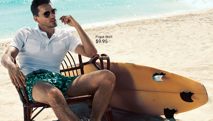 Arthur Kulkov & Tyson Ballou Get Ready for Summer with H&M