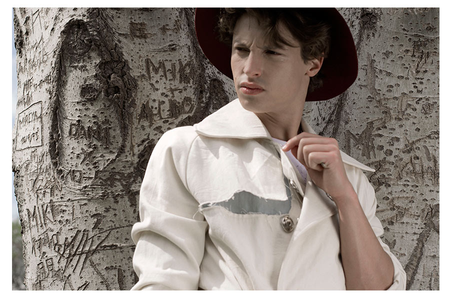 Christian Verheughe by Simone Siel for Fashionisto Exclusive