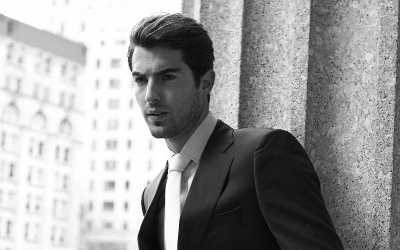 Antonio Navas by Antia Pagant for Fashionisto Exclusive