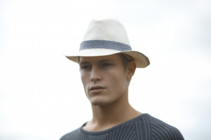 Harry Goodwins Models Summer 2013 Hats for Fantastic Man