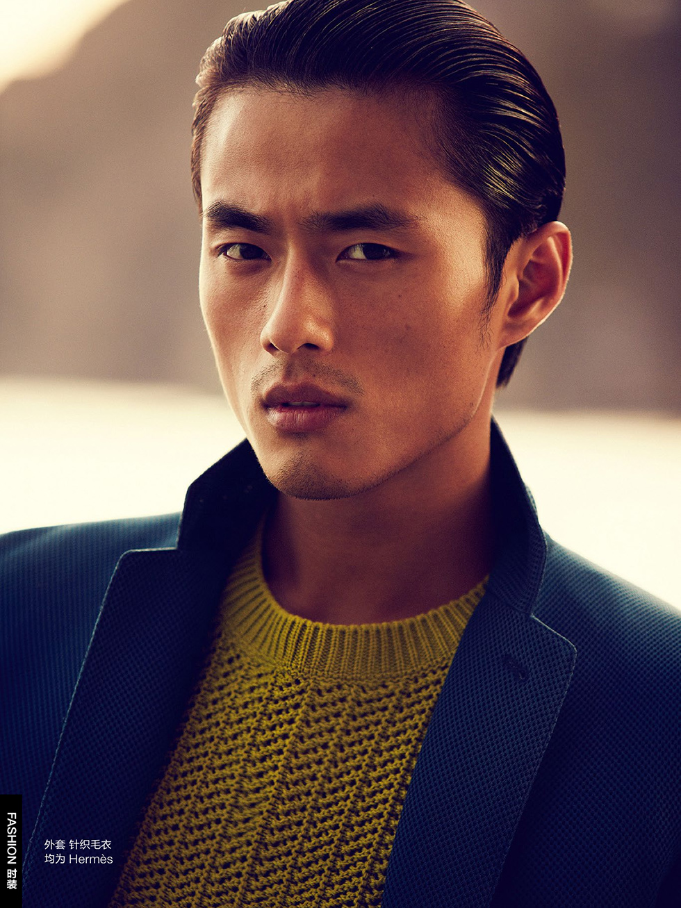 Zhao Lei Unveils the Many Hues of Spring for GQ China