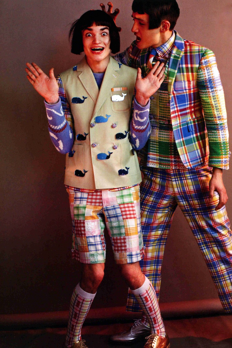 TBT: Arthur Gosse, Simon Sabbah + More for GQ Style China