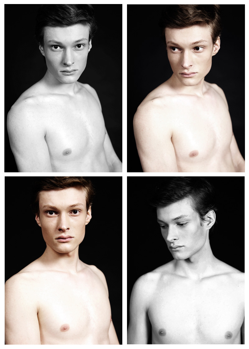 New Face Jens P by Danbo Choi