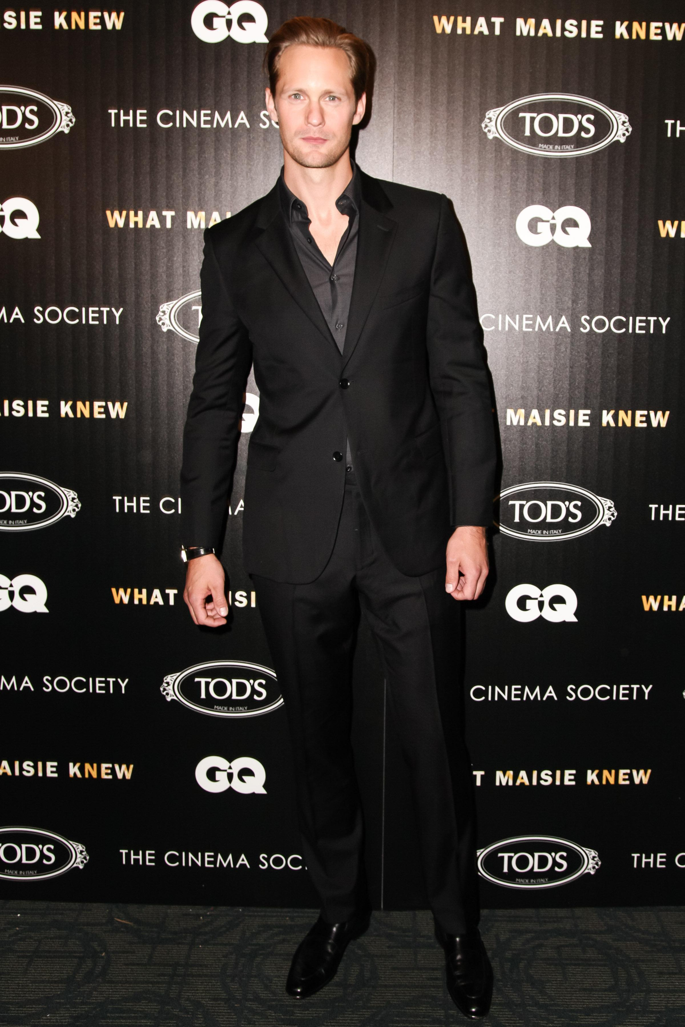 THE CINEMA SOCIETY with TOD'S & GQ host a screening of Millennium Entertainment's