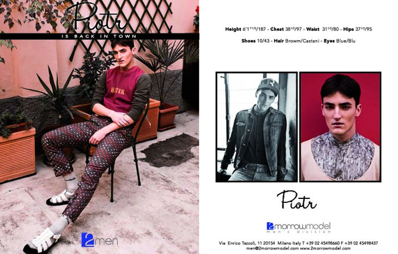 2morrow Spring/Summer 2014 Show Package image