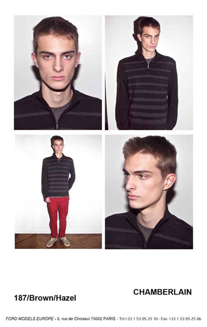 Ford Europe Spring/Summer 2014 Show Package | Paris Fashion Week image