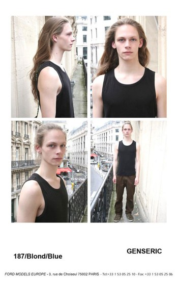 Ford Europe Spring/Summer 2014 Show Package | Paris Fashion Week