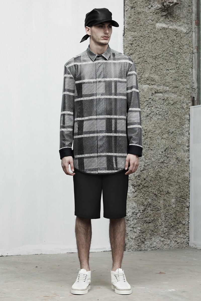 Alexander Wang Spring/Summer 2014 Menswear | Paris Fashion Week