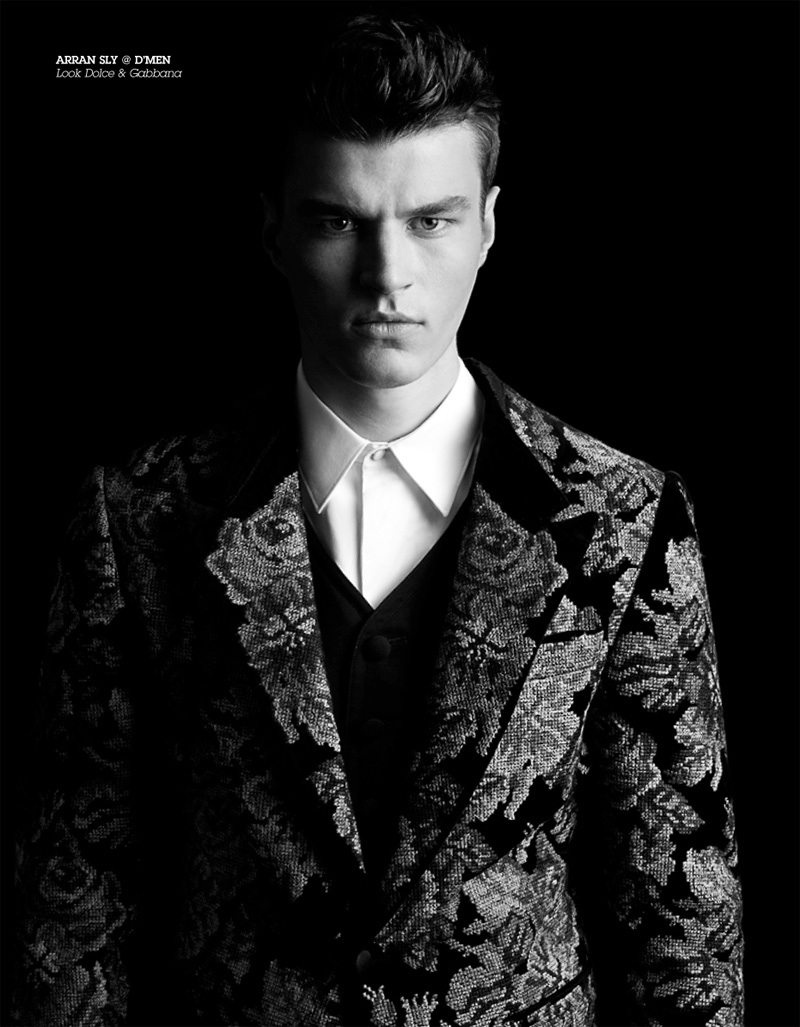 Alexandre Cunha, Benjamin Eidem, Yannick Abrath, Janis Ancens & More by Stefano Roncato for MF Fashion