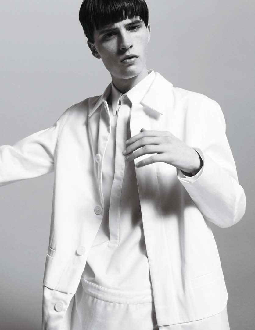Alessio Bolzoni Photographs Taylor Cowan for The Greatest #3