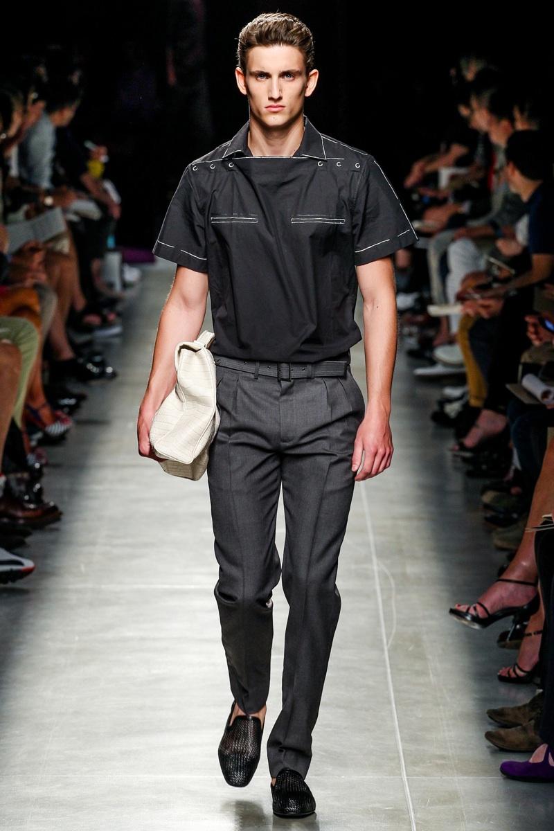 Bottega Veneta Spring/Summer 2014 Menswear | Milan Fashion Week image