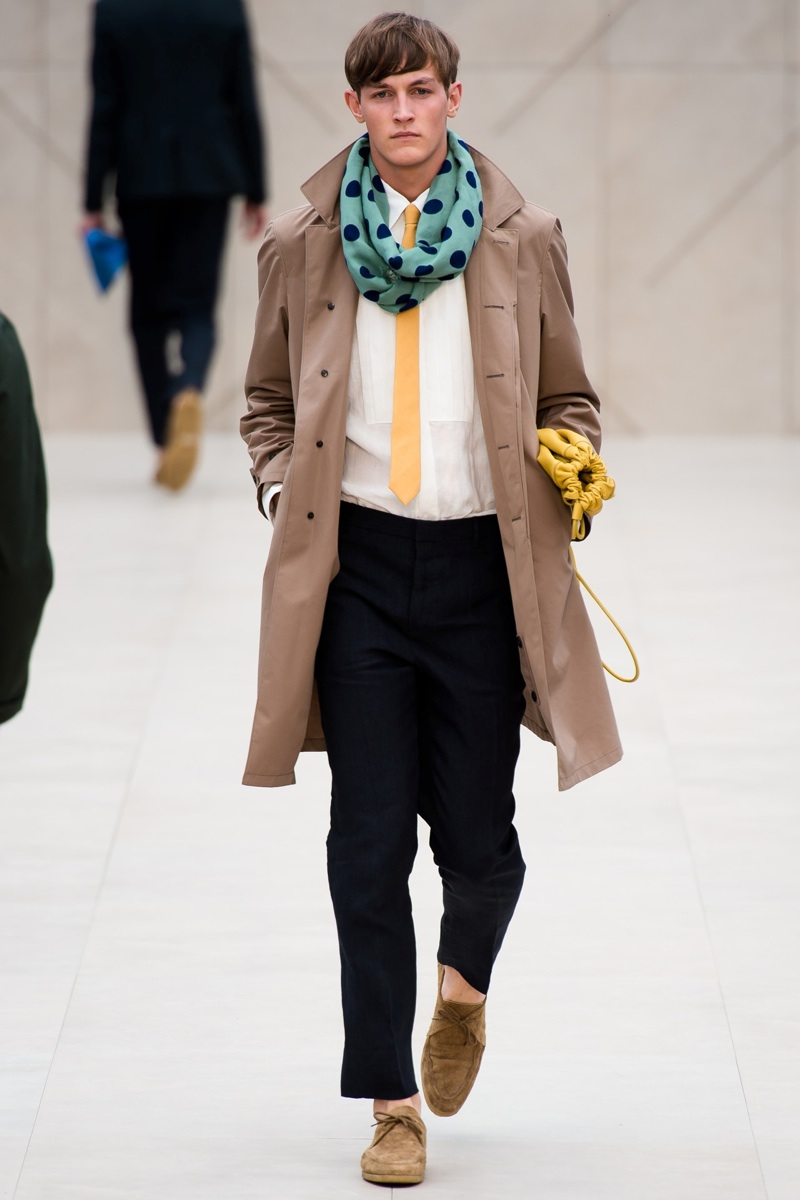 Burberry Prorsum Spring Summer 2014 London Collections