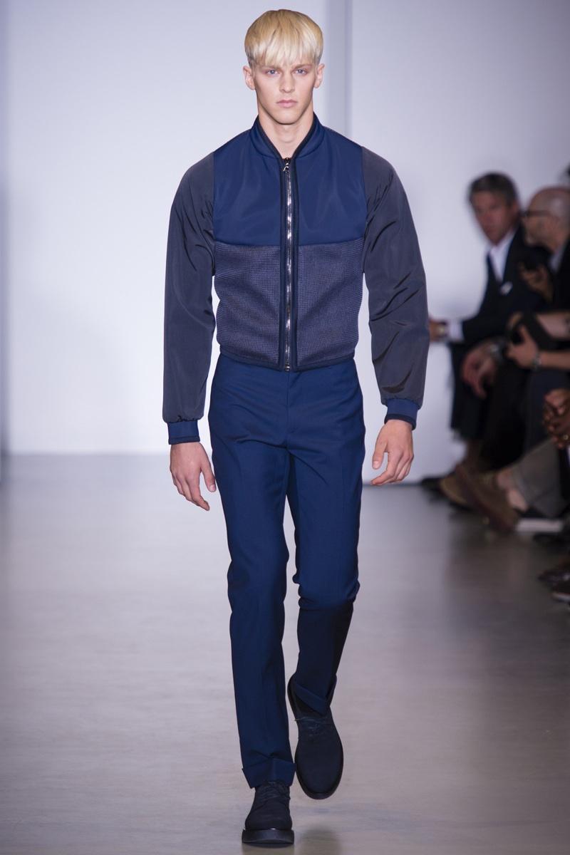 Calvin Klein Collection Spring/Summer 2014 Menswear | Milan Fashion Week