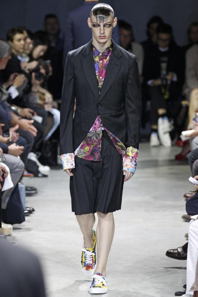 Comme des Garçons Homme Plus Spring/Summer 2014 | Paris Fashion Week image