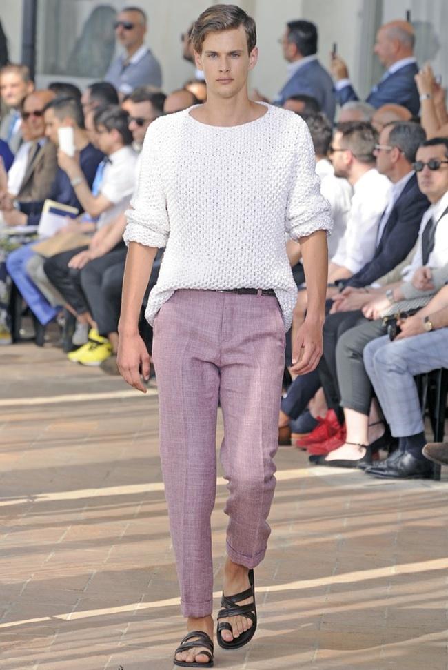 Corneliani Spring/Summer 2014 | Milan Fashion Week