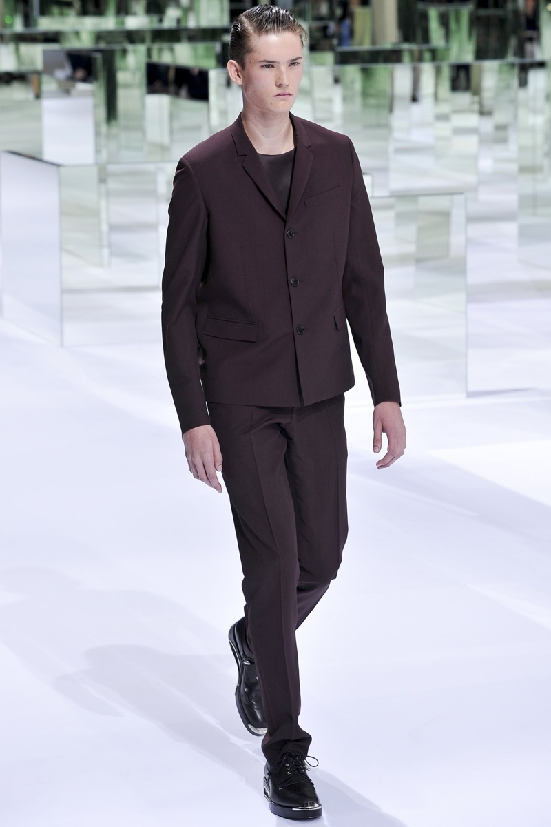 Dior Homme Spring/Summer 2014 | Paris Fashion Week