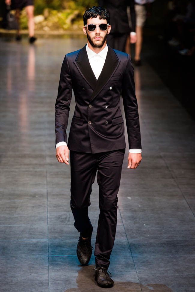 Who Wore It Better? John Legend vs Justin Bieber in Dolce & Gabbana Tuxedo