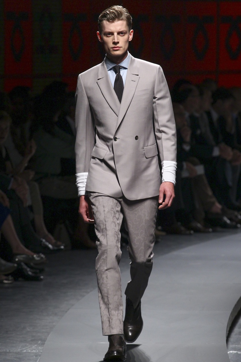 Ermenegildo Zegna Spring/Summer 2014 | Milan Fashion Week image