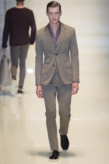 Gucci Spring/Summer 2014 Menswear | Milan Fashion Week