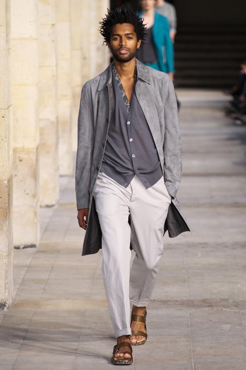 Hermès Spring/Summer 2014 Menswear | Paris Fashion Week image
