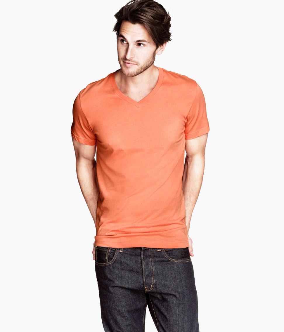 Jake Davies Wears H&M's Summer 2013 Basics