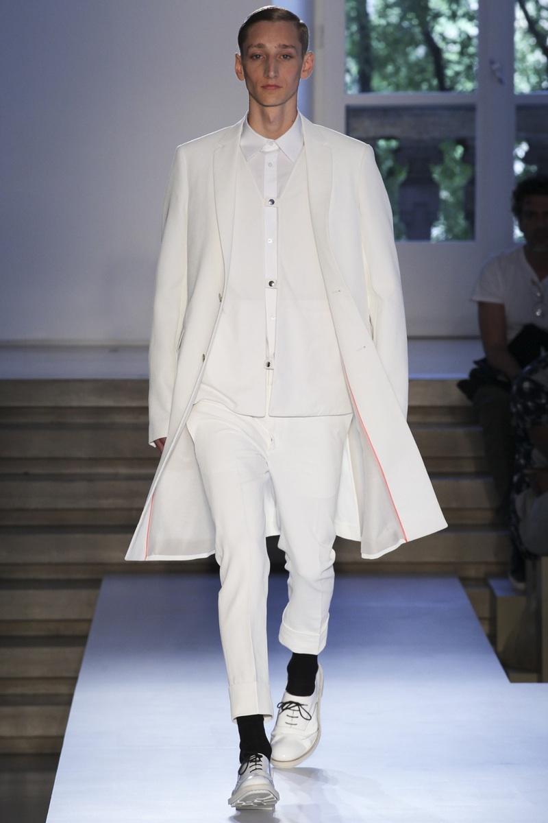 Jil Sander Spring/Summer 2014 Menswear | Milan Fashion Week