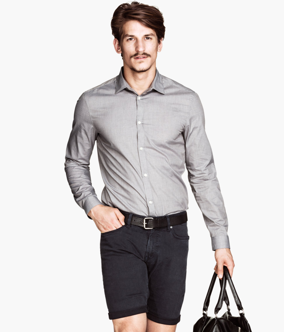 Jarrod Scott Sports H&M's Summer 2013 Designs