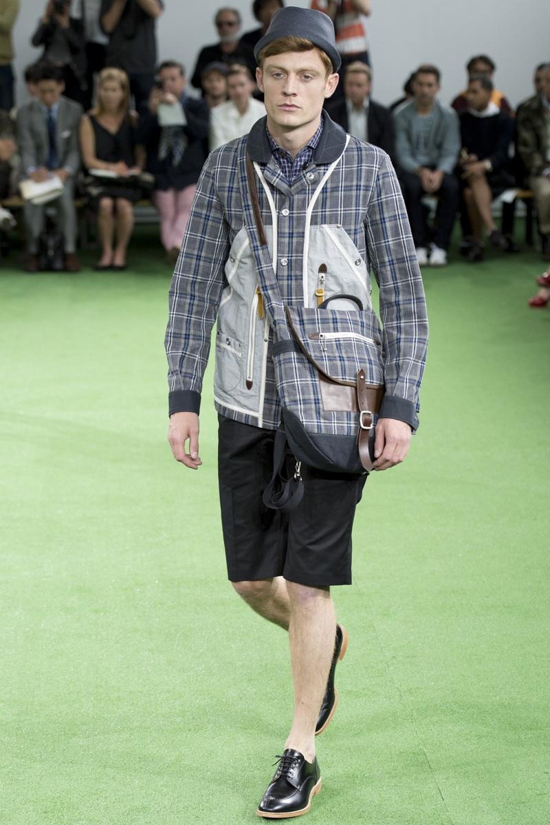 Junya Watanabe Spring/Summer 2014 | Paris Fashion Week image